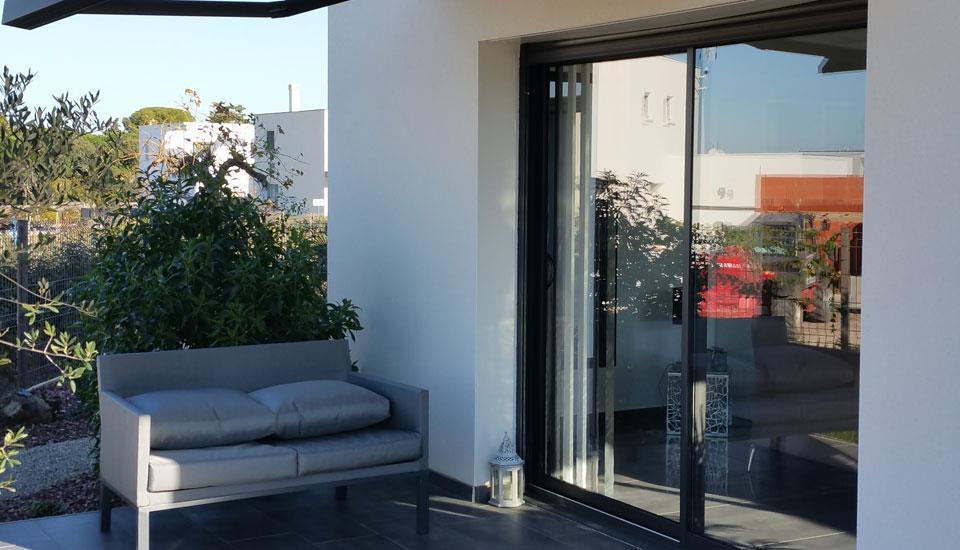Fenêtres Et Portes Fenêtres En Pvc Ou Alu Menuiserie à Agde Et