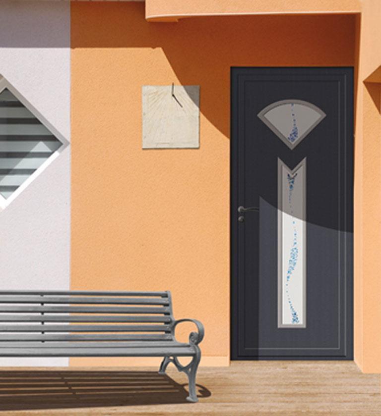 portes d 39 entr e fen tres portes fen tres pvc ou alu menuiserie agde et b ziers h rault. Black Bedroom Furniture Sets. Home Design Ideas